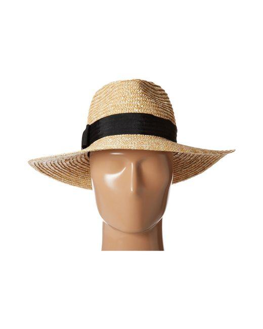 3d9b32bb9c4 ... Brixton - Multicolor Joanna Hat (bronze olive tan) Caps - Lyst ...