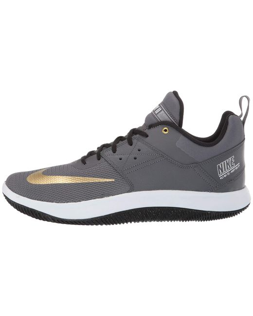 1fbb52af6656 Lyst - Nike Fly.by Low Ii (black black white) Men s Basketball Shoes ...