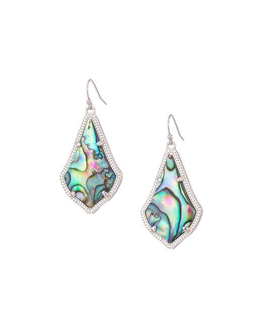 Kendra Scott - Multicolor Alex Earring (gold Chalcedony) Earring - Lyst