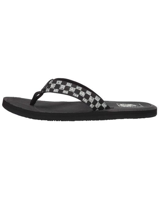 3edc764a8760 ... Vans - Nexpa Synthetic (black black pewter) Men s Sandals for Men ...