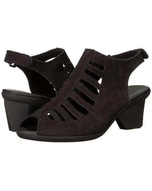 Arche - Black Enexor (sand) Women's Shoes - Lyst