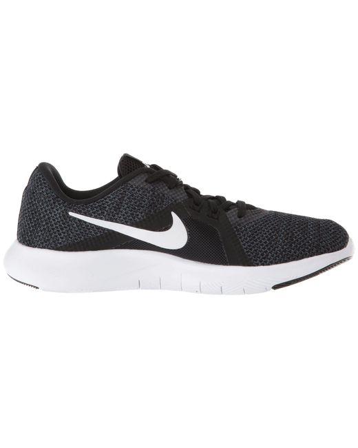 e7d9dc67adb ... Nike - Flex Tr 8 (black white anthracite) Women s Cross Training Shoes  ...