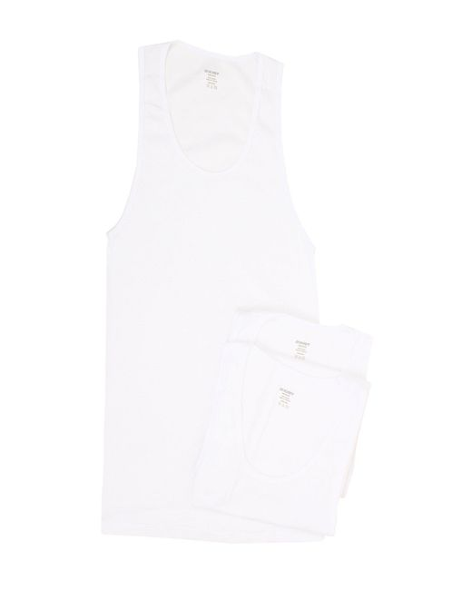 2xist - White 3-pack Essential Athletic Tank Top for Men - Lyst