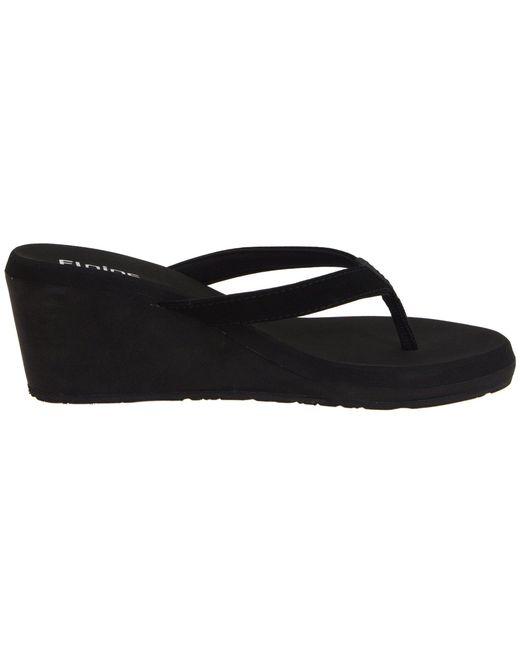 485eb695fe6a7b Lyst - Flojos Olivia (black) Women s Sandals in Black