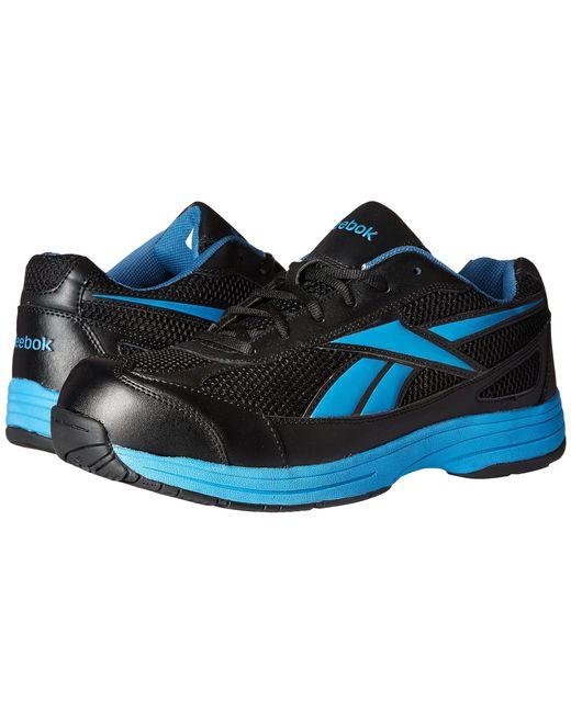 Reebok - Ketee (black/blue) Men's Work Boots for Men - Lyst
