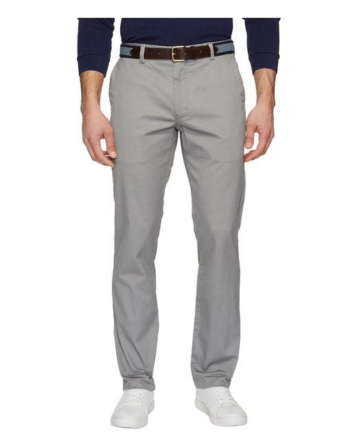 Vineyard Vines - Gray Breaker Pants (khaki) Men's Casual Pants for Men - Lyst
