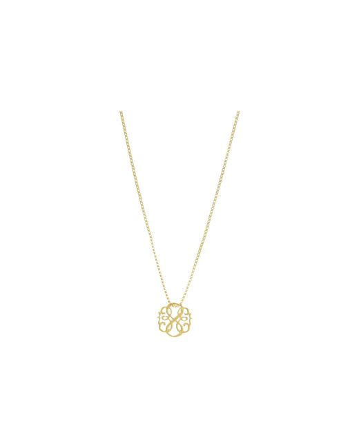 ALEX AND ANI - Metallic Path Of Life 18 Adjustable Necklace (14kt Gold Plated) Necklace - Lyst
