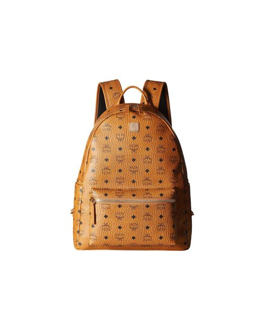 MCM - Multicolor Stark No Stud Medium Backpack (black) Backpack Bags for Men - Lyst