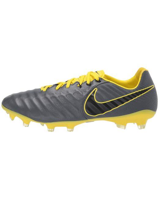25359d3645d ... Nike - Multicolor Legend 7 Pro Fg (black metallic Vivid Gold) Men s  Soccer ...
