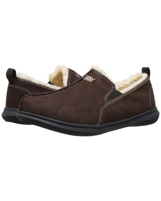 Spenco - Brown Supreme Slipper (bison) Men's Slippers for Men - Lyst