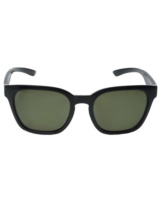 0157015e52628 ... Smith Optics - Founder Slim (black polarized Gray green) Fashion  Sunglasses ...