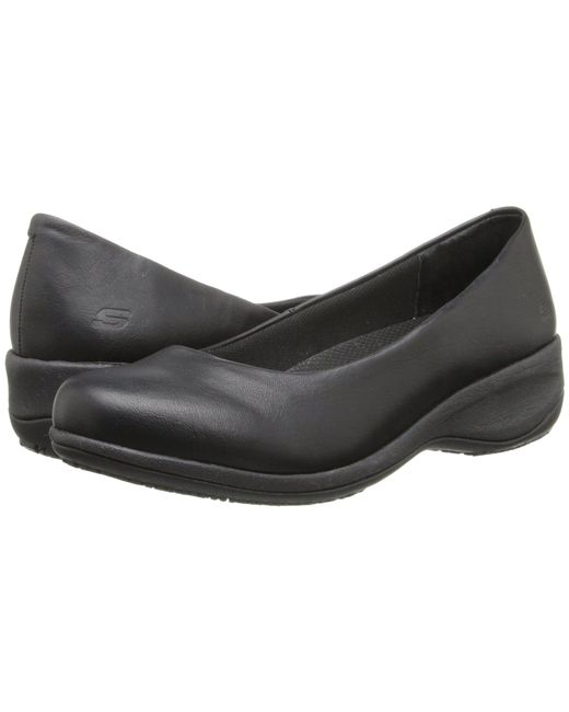 Skechers Work - Mina (black) Women's Work Boots - Lyst