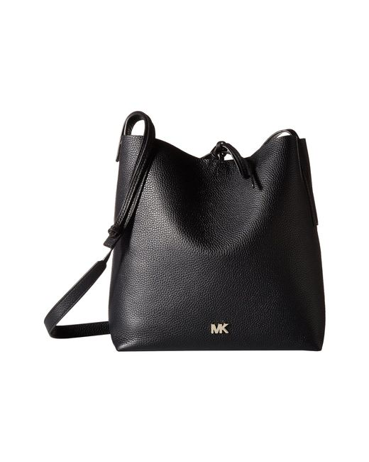 577a41543f2db MICHAEL Michael Kors - Junie Large Messenger (black) Messenger Bags - Lyst  ...