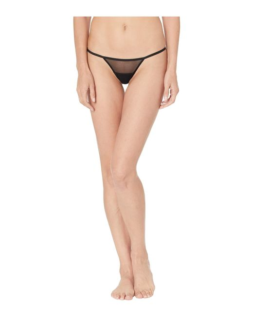 b21b3ebd4ae9 Only Hearts - Whisper Sweet Nothings Barely There G-string (black) Women's  Underwear ...