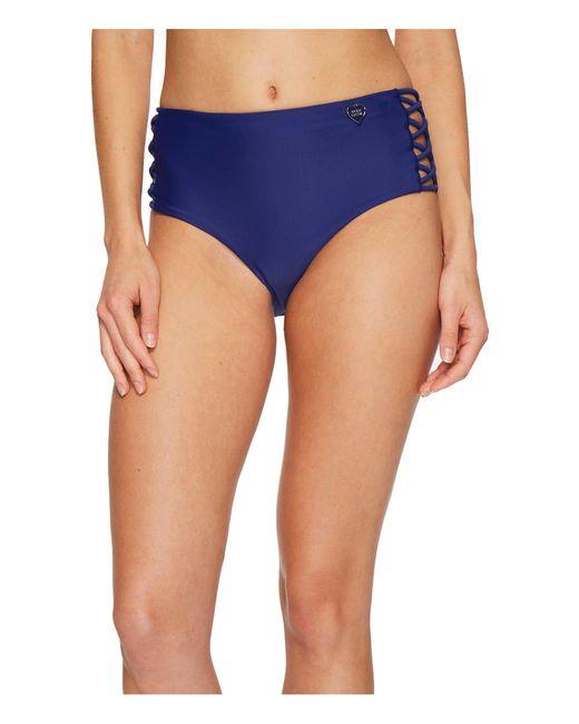 Body Glove - Blue Smoothies Retro Bottoms (abyss) Women's Swimwear - Lyst