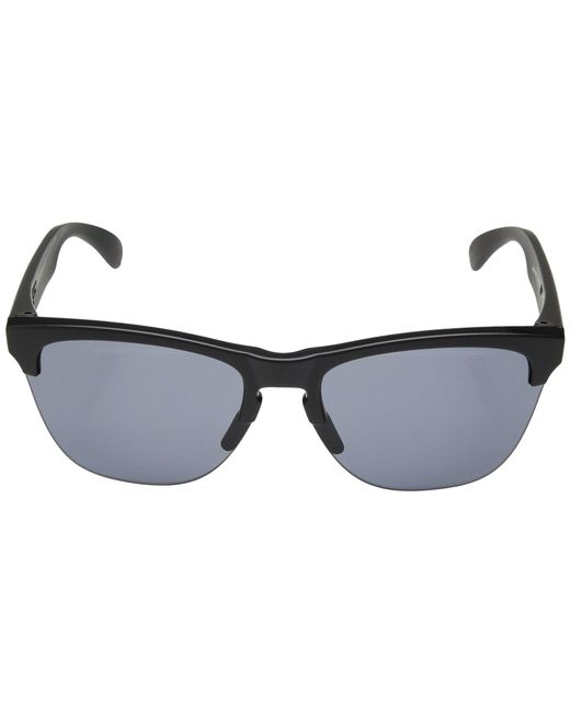 fe36fb5673b Lyst - Oakley Frogskins Lite Sunglasses in Black for Men - Save 12%