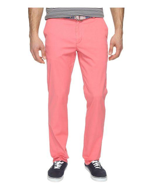 Vineyard Vines - Pink Breaker Pants (khaki) Men's Casual Pants for Men - Lyst