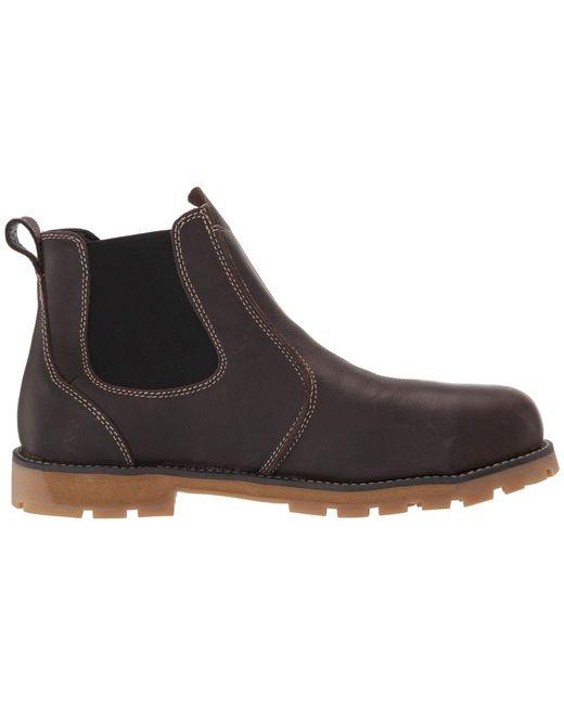 9378205ec934 ... Keen Utility - Seattle Romeo Aluminum Toe (cascade Brown gum) Men s  Work Boots ...