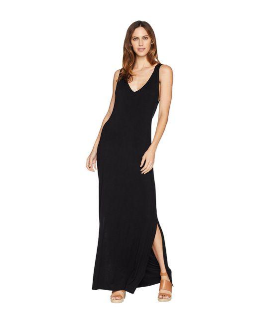 B Collection By Bobeau - Destiny Maxi Dress (black) Women's Dress - Lyst