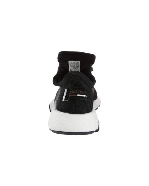 detailed look 2b06d 8e6df ... Adidas Originals - Pod-s3.1 (core Black core Black reflective ...