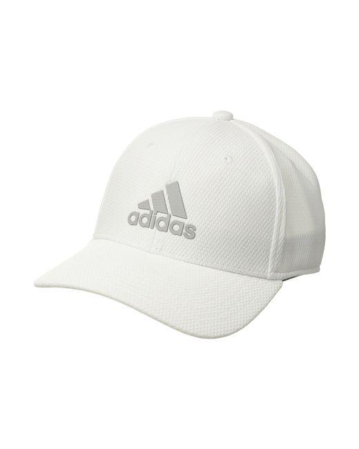 Adidas - White Enforcer Snapback for Men - Lyst