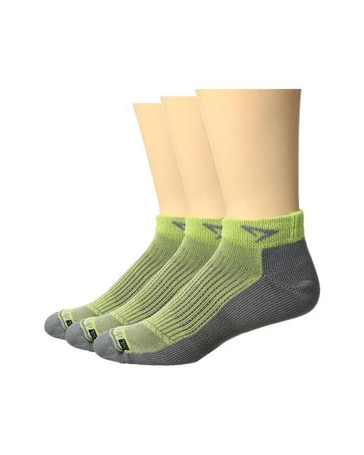 Drymax Sport | Green Running Mini Crew 3-pack for Men | Lyst