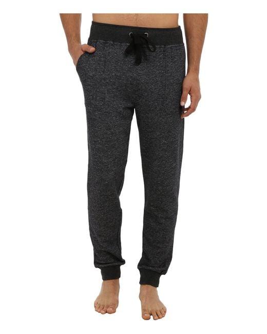 2xist - 2(x)ist Core Terry Sweatpant (black) Men's Casual Pants for Men - Lyst