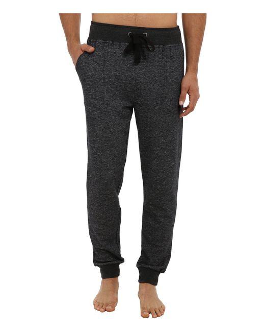 2xist - Black Core Terry Sweatpant for Men - Lyst