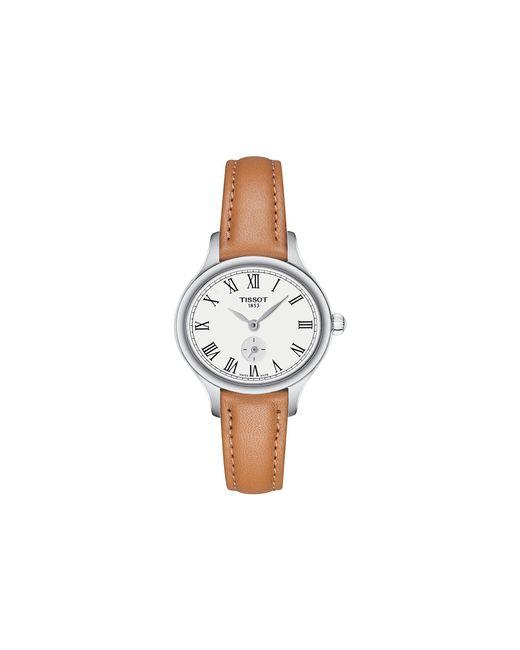 Tissot - Natural Bella Ora Piccola - T1031101603300 (silver/beige) Watches for Men - Lyst