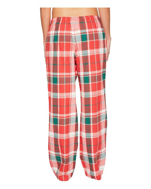 bcaffb4af09 ... Life Is Good. - Classic Sleep Pants (americana Red) Women s Pajama ...