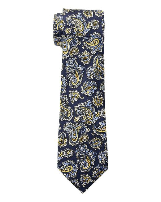 Lauren by Ralph Lauren - Blue Small Paisley Tie (navy) Ties for Men - Lyst