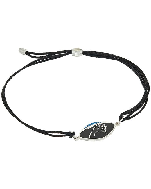 ALEX AND ANI - Metallic Kindred Cord Carolina Panthers Bracelet - Lyst