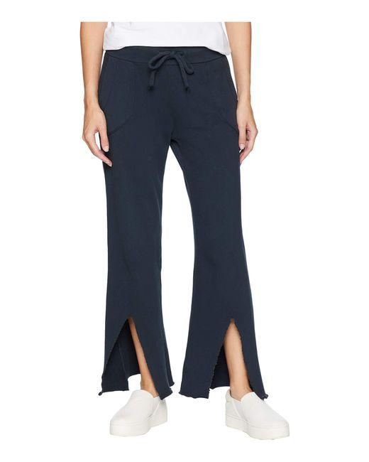 LNA - Blue Ellis Sweatpants (vulcan) Women's Casual Pants - Lyst