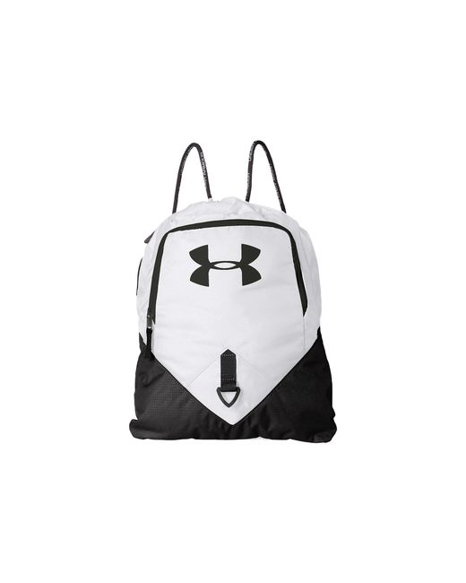 Under Armour - White Ua Undeniable Sackpack - Lyst