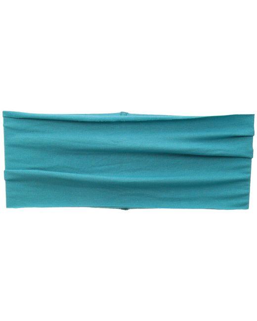 Prana - Blue Womens Organic Headband (dark Plum) Headband - Lyst