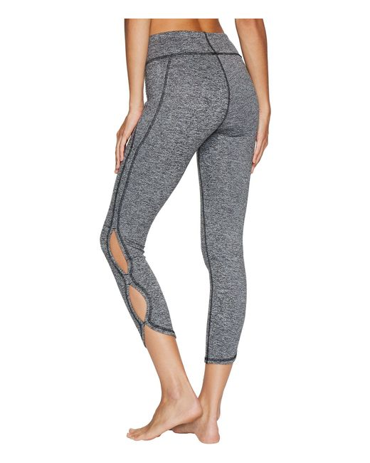 Free People - Gray Infinity Legging - Lyst