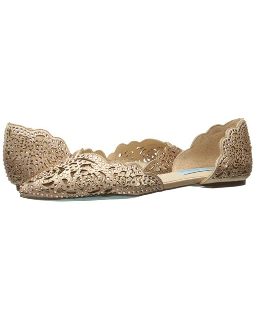 Betsey Johnson - Natural Lucy - Lyst