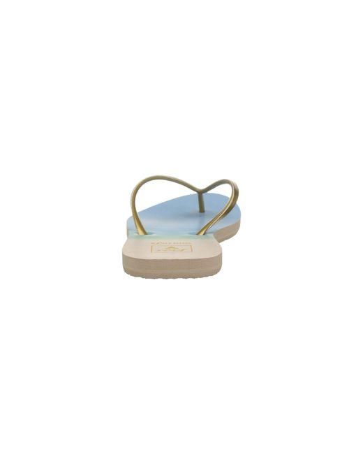 26bd0b10f712 Lyst - Reef Stargazer X Corona (beach) Women s Sandals in Blue