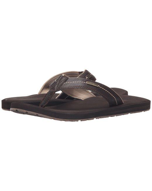 Flojos - Zane (brown) Men's Sandals for Men - Lyst