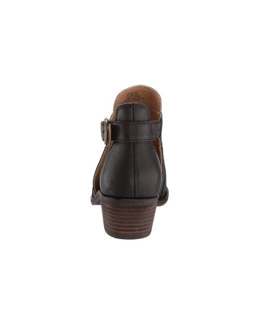 5487d0ddb47 Lyst - Lucky Brand Fillian (black) Women s Boots in Black