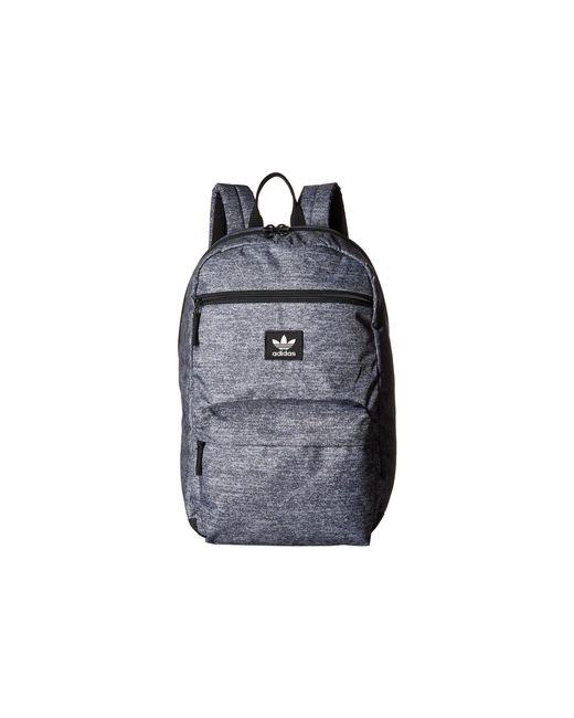 fc4eec713642 Adidas Originals - Originals National Backpack (dust Pink black) Backpack  Bags for Men ...