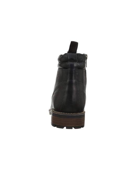 fb482a6cc9e ... Lyst Steve Madden - Black Lorne (cognac) Men s Boots for Men ...