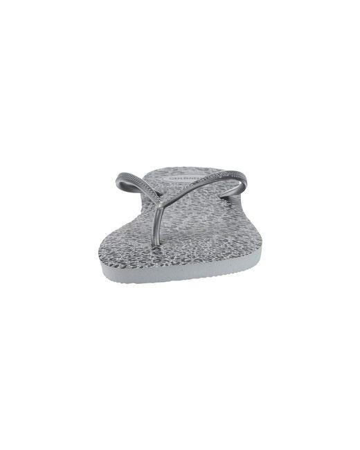 50d5c523b ... Havaianas - Gray Slim Animals Women s Flip Flops   Sandals (shoes) In  Grey -