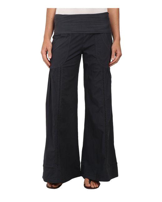 XCVI - Gray Lovejoy Pant (black) Women's Casual Pants - Lyst