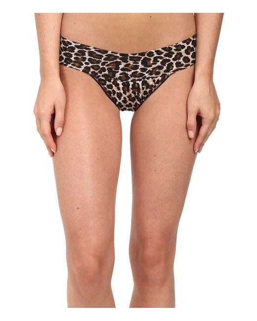 Hanky Panky | Multicolor Leopard Bare® Eve Thong | Lyst