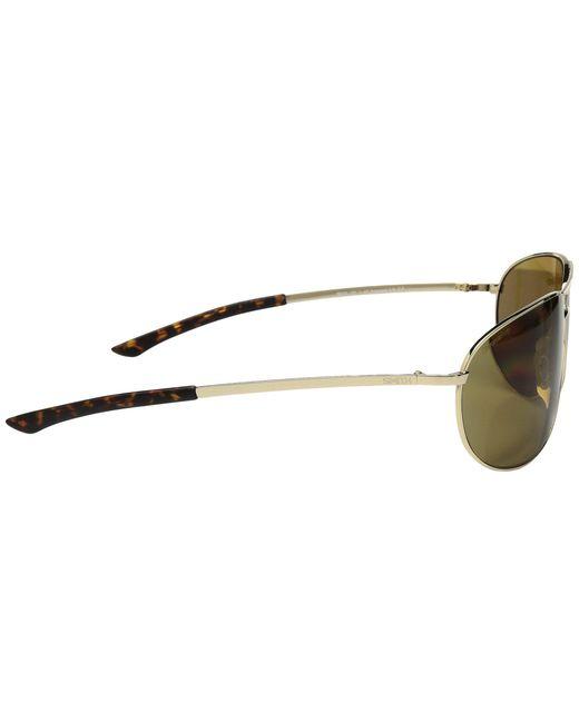 88be99cd83 ... Smith Optics - Serpico 2 (gold brown Chromapoptm Polarized Lens)  Athletic Performance Sport ...