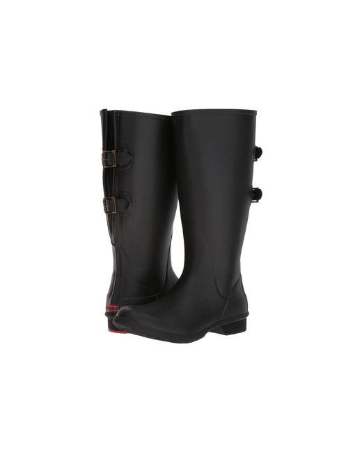 Chooka - Black Versa Tall Boot - Lyst