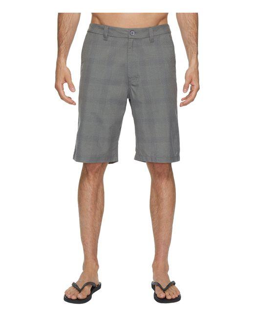 O'neill Sportswear - Gray Delta Walkshort (grey) Men's Shorts for Men - Lyst