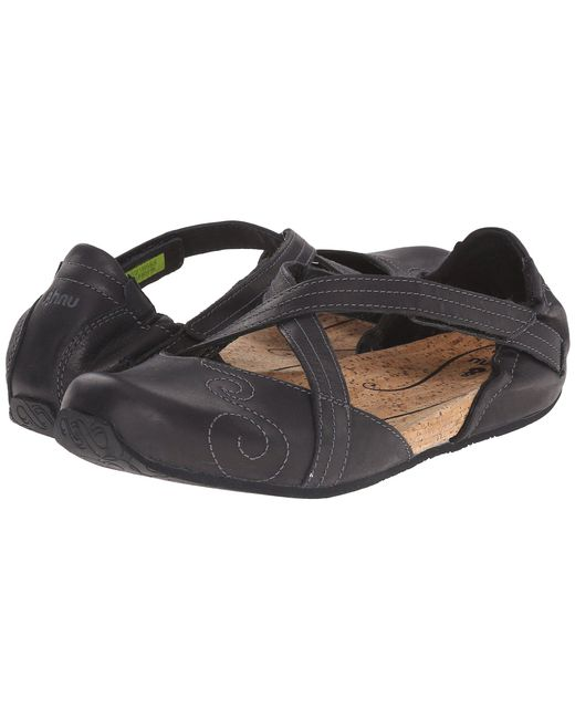 Ahnu | Black Karma Latitude Leather | Lyst