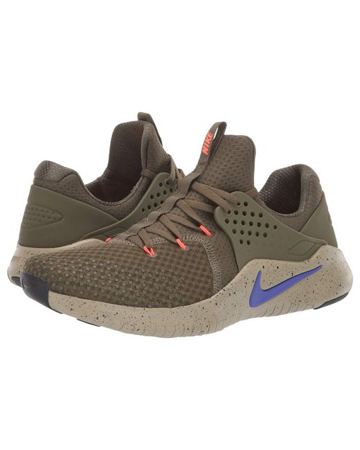 c50e57e57ec64a Lyst - Nike Free Trainer V8 (matte Silver black white) Men s Cross ...